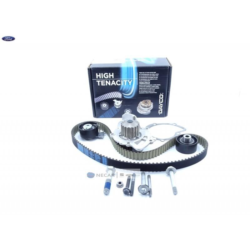 Pasek rozrządu z pompa wody Ford Focus mk3 20TDCI