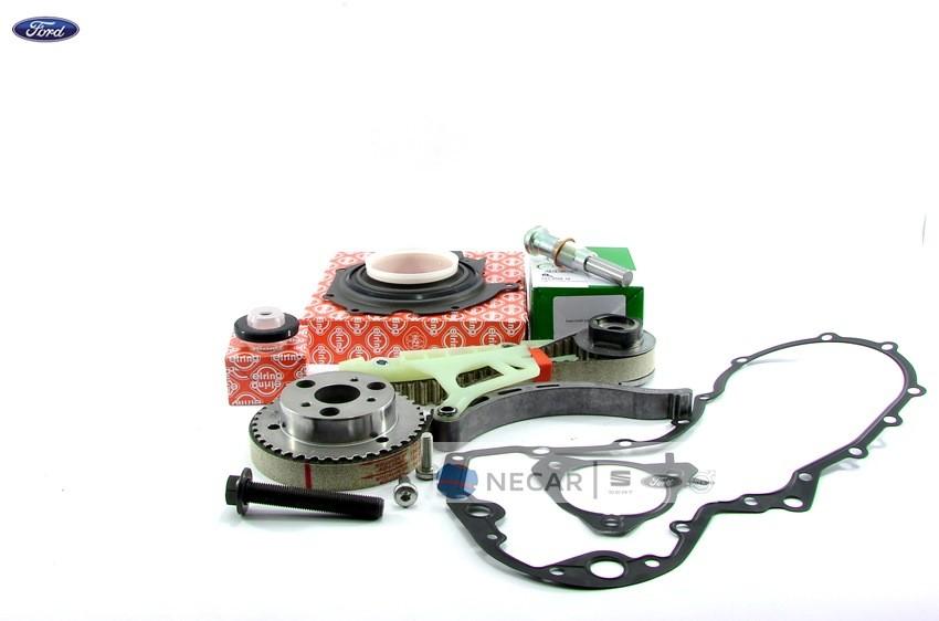 Kaseta z paskiem rozrządu Ford Focus mk2 Mondeo mk4 Galaxy 2008- 1,8tdci